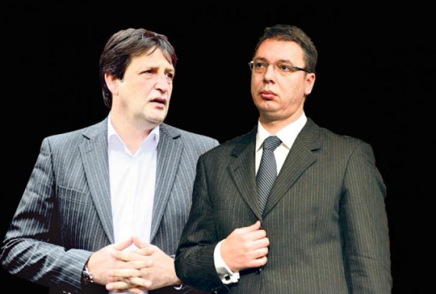 Vučić: Šokiran sam postupkom Gašića