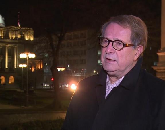 Srbija neće da bude talac Dodika