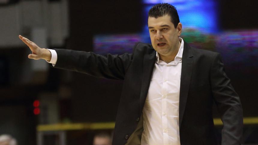 """Trener Igokee: Partizan je srpski """"Boston Seltiks""""!"""