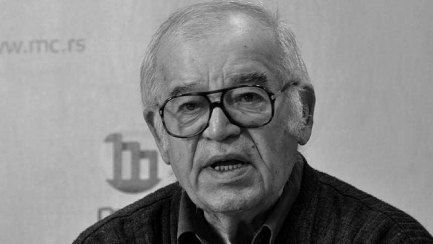 U 77. godini preminuo dr Nebojša Popov
