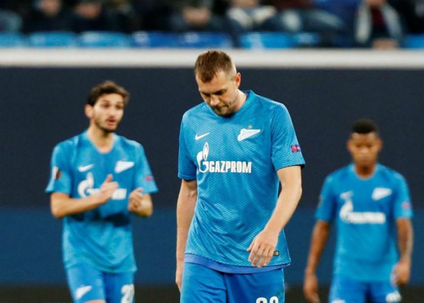 RUS: Zenitova prednost spala na četiri boda!