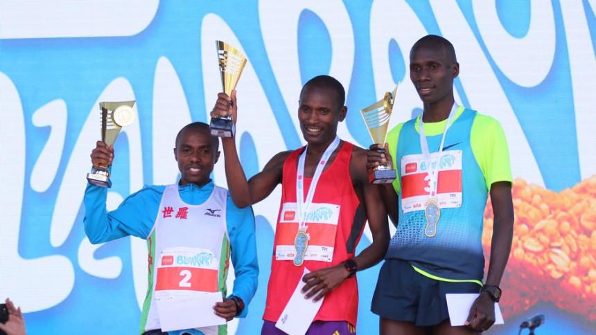 Kenijac Kimajo oborio rekord u Banjaluci