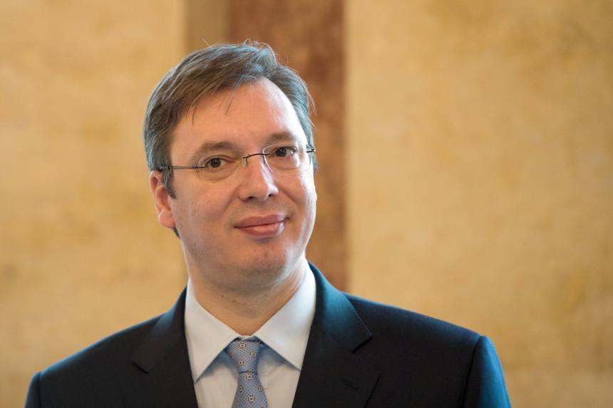 Vučić mandatar za sastav nove vlade