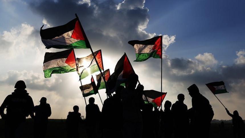 Uskoro osnivanje  Nove Palestine