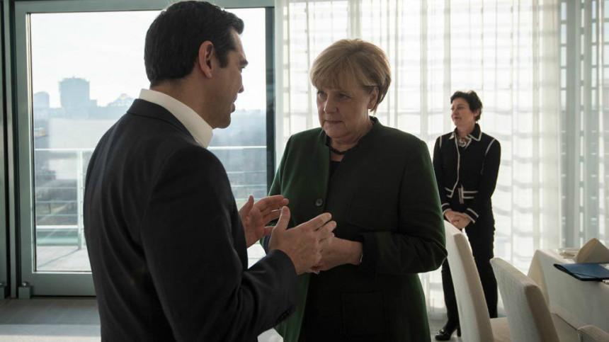 Grčka od Njemačke traži odštetu