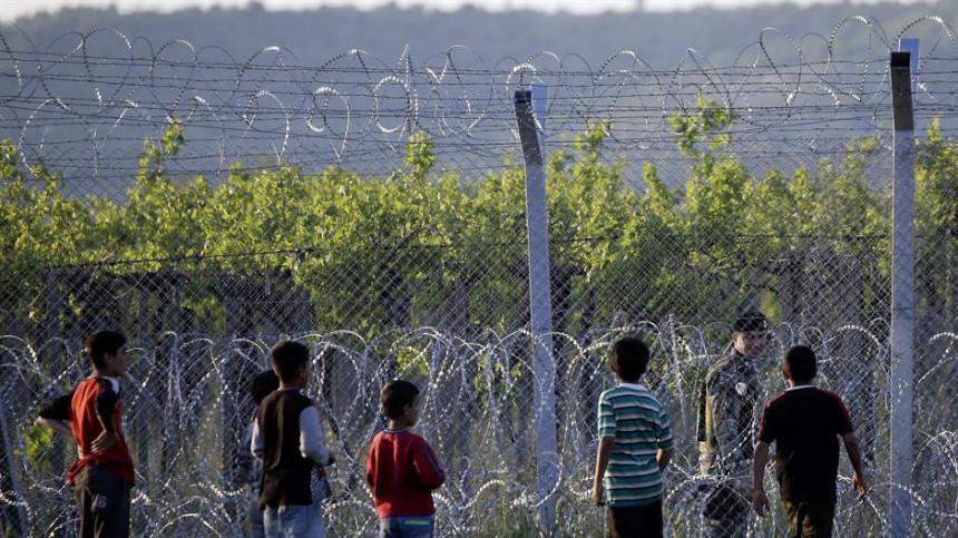 Među izbjeglicama sve više djece bez pratnje