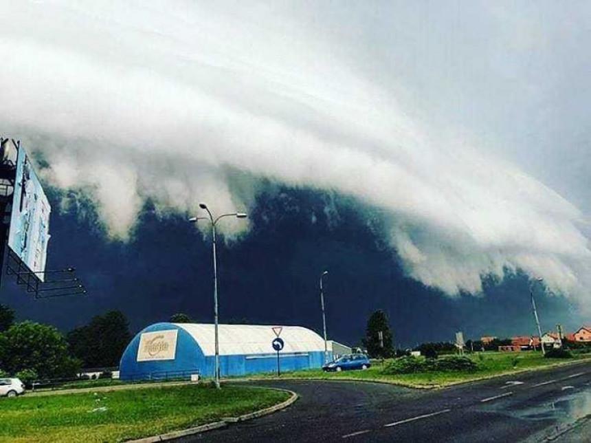 BN: Oblak koji je napravio haos