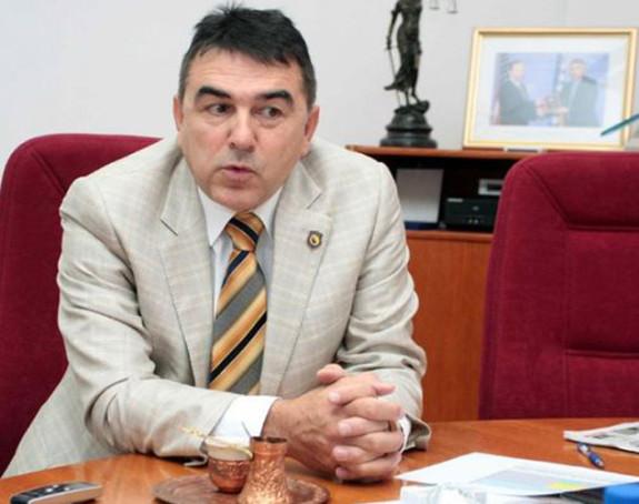 Odloženo ročište: Salihović pao