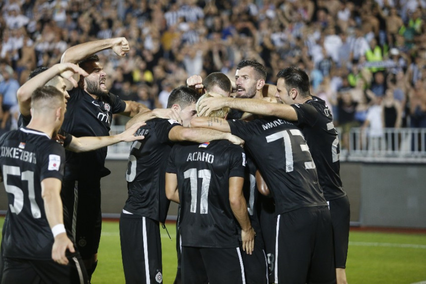 Tošić: Idemo dalje! Ne pamtim ovakav Partizan!