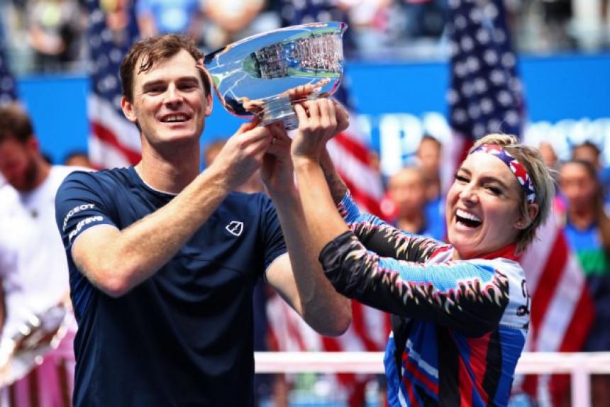 Matek-Sands i Mari osvojili US Open!