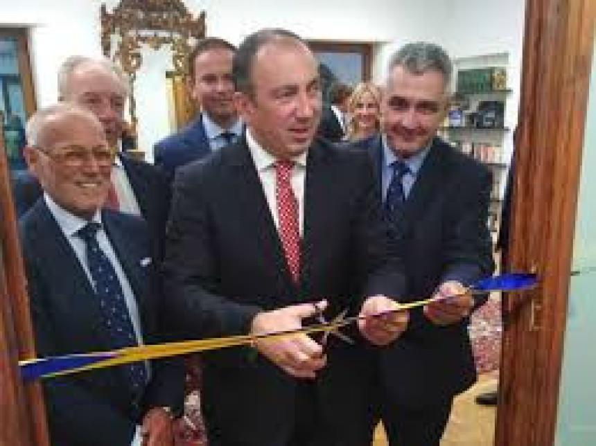 Crnadak otvorio konzulat BiH u Đenovi
