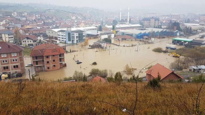 Srbija u pripravnosti - povećan vodostaj