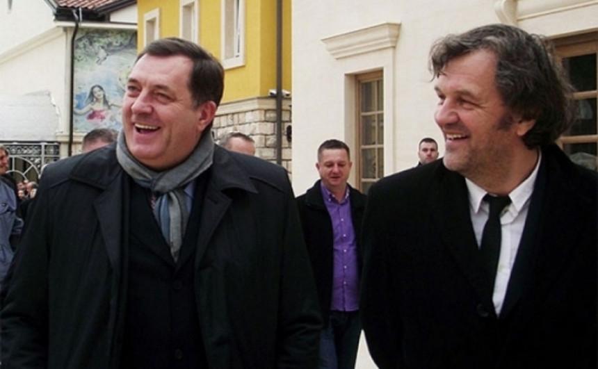 Platio Kusturici za susret sa Putinom