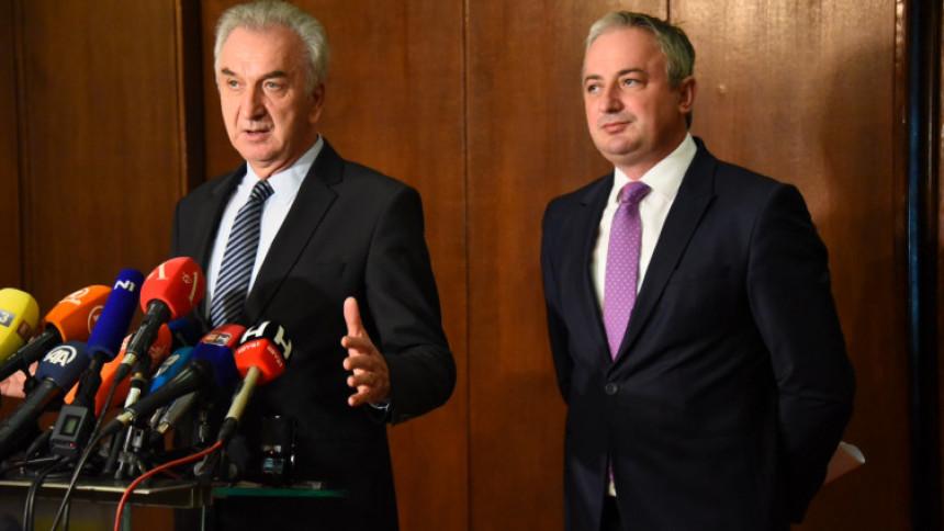 SDS i PDP traže brzu deblokadu Parlamenta BiH