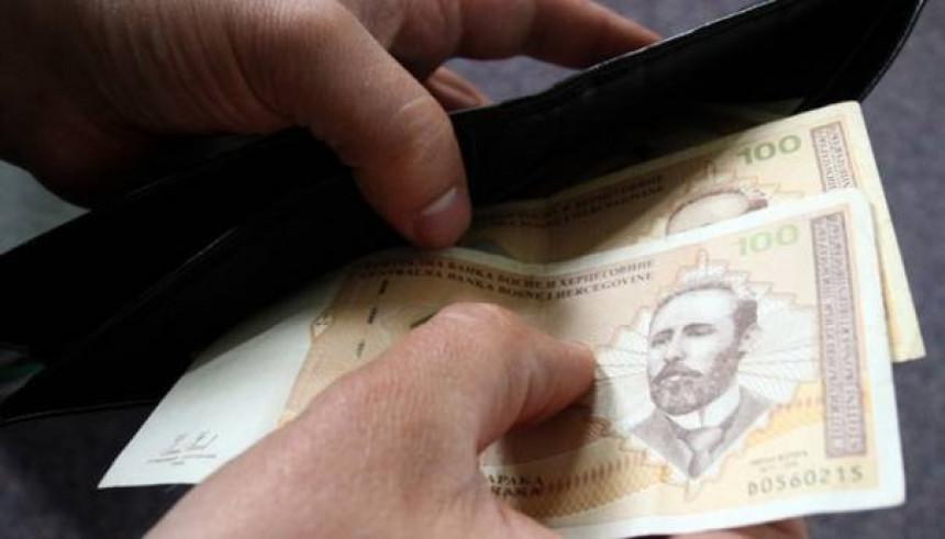 Prosječna penzija u RS 42 posto prosječne plate