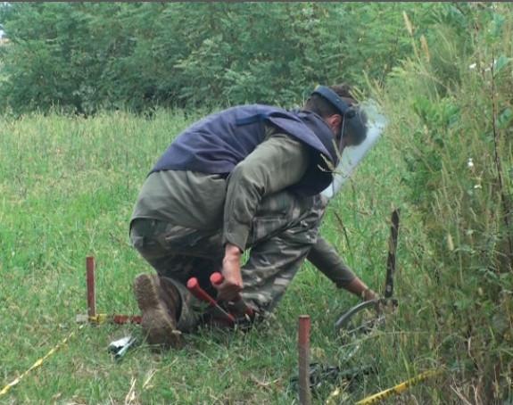 Teško povrijeđen deminer u Usori