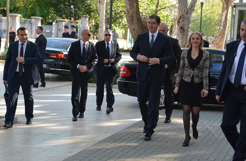 Vučić danas na otvaranju sajma