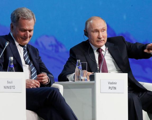 Putin: Sjetite se Jugoslavije...