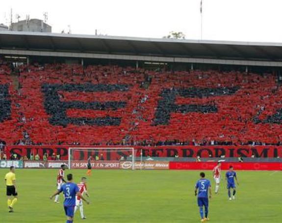''Delije'': UEFA - podržavaš terorizam!
