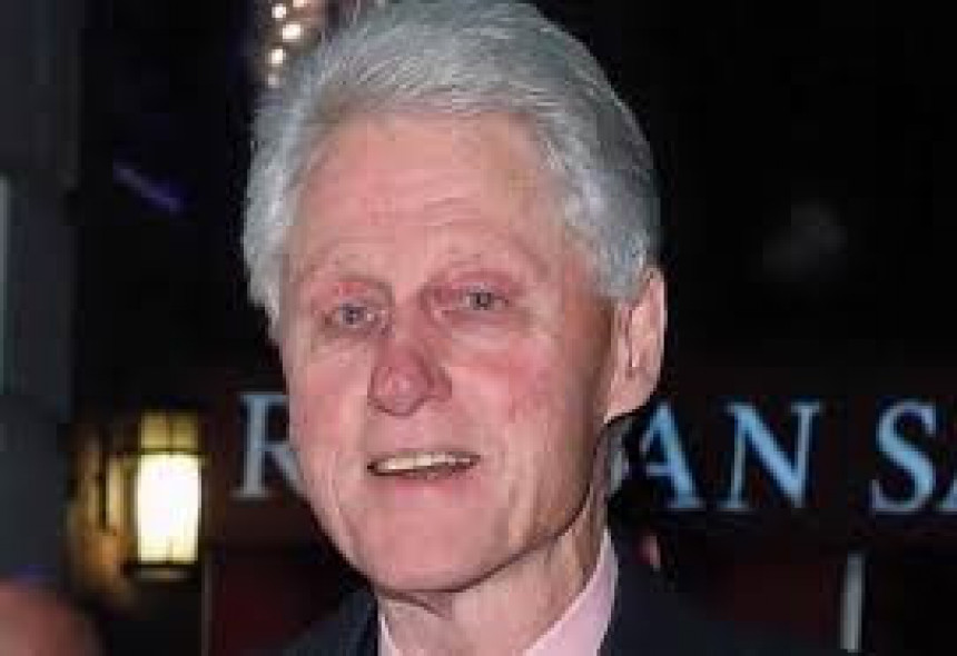 Bil Klinton piše prvi triler
