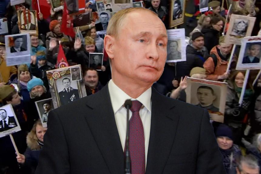 Koga je Putin pozvao na paradu