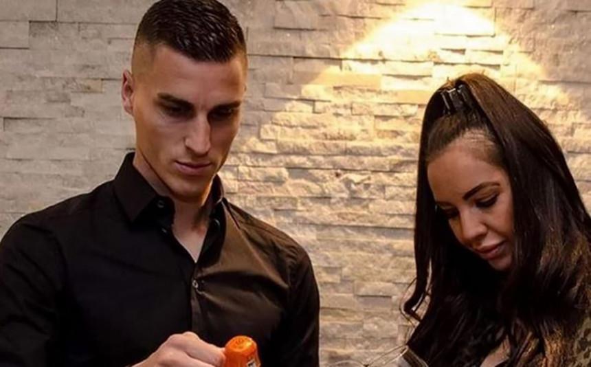 Ognjena Vranješa ostavila supruga