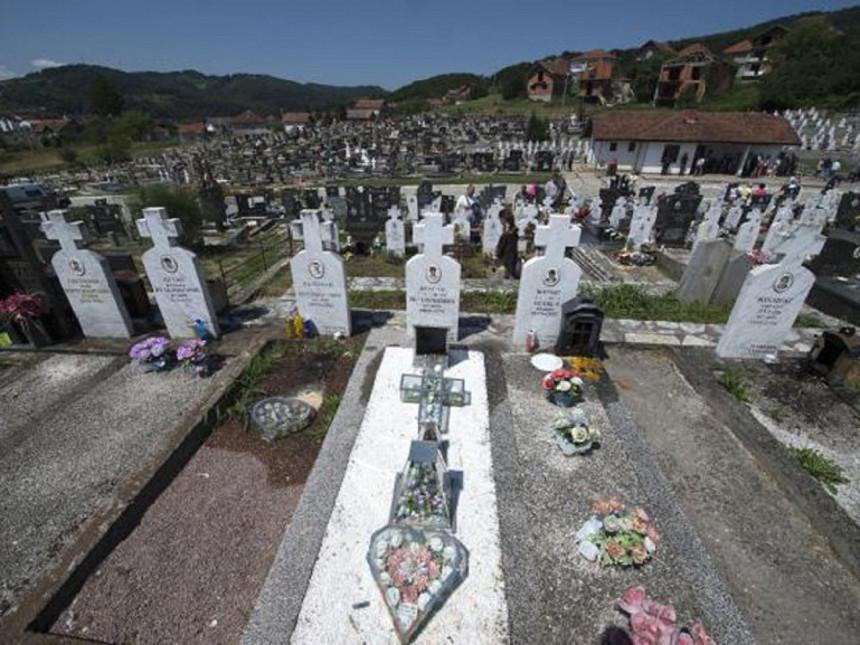 Bratunac: Sjećanje na 3.500 ubijenih Srba
