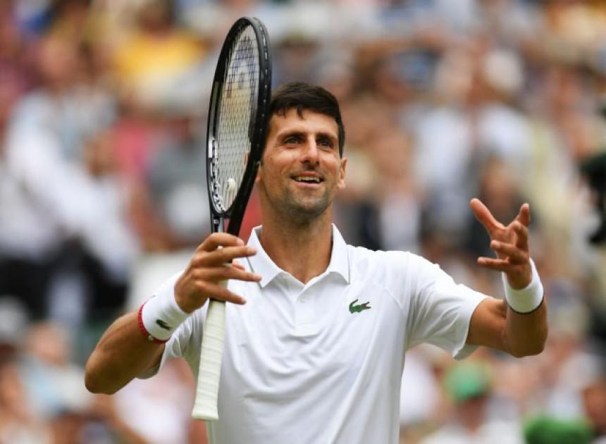 Ђоковић: Федерер, Надал и ја смо као...