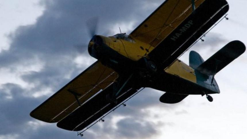 Slupao se avion za zaprašivanje komaraca