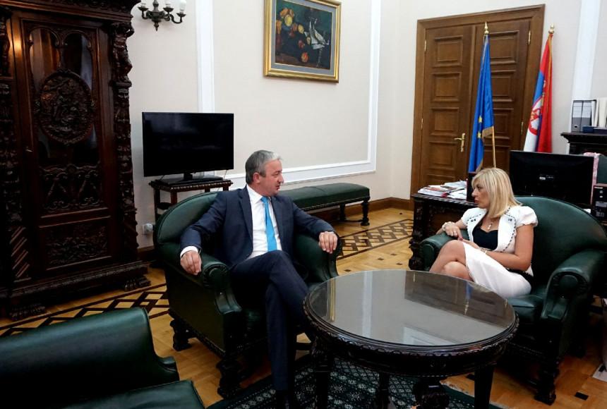 Borenović: Srbija promoter stabilnosti