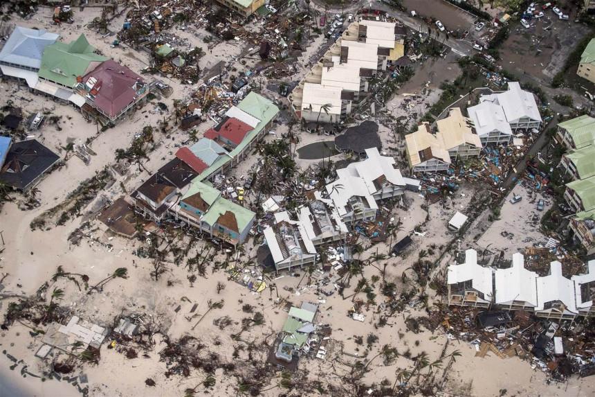 """Uragan """"Irma"""" stiže u Majami"""