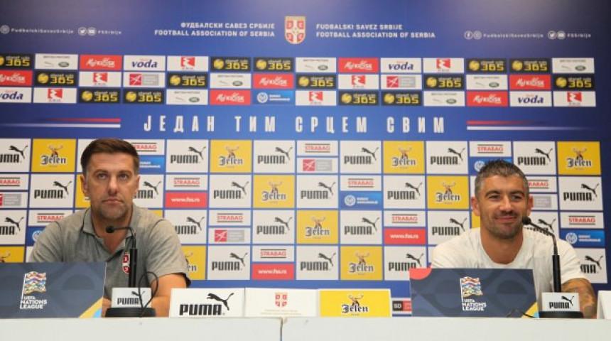LN - Krstajić: Biće teže sa Rumunima, nego u Litvaniji!