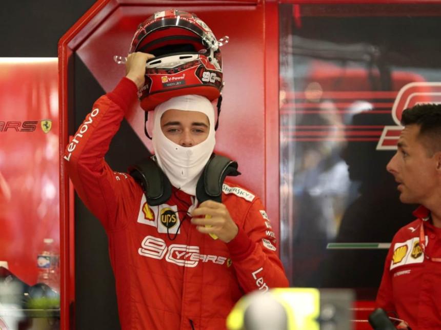 F1: Ferari poslije devet godina slavio u Monci!