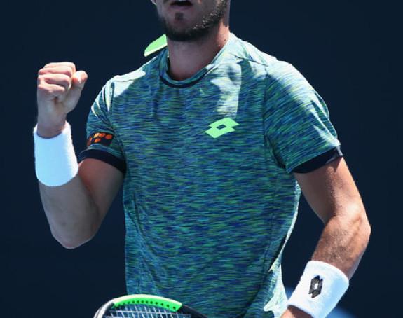 ATP: Džumhur na 37. mjestu, Top 100 pun Srba!