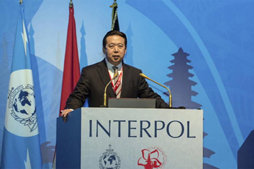 Nestali Hongvej optužen za mito