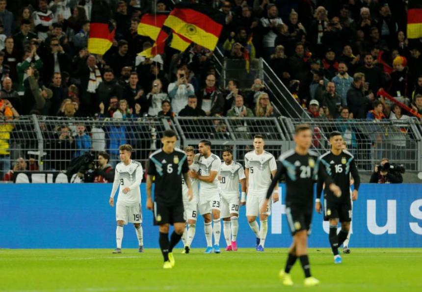 Rezervisti Argentine nadoknadili 0:2 u Dortmundu!