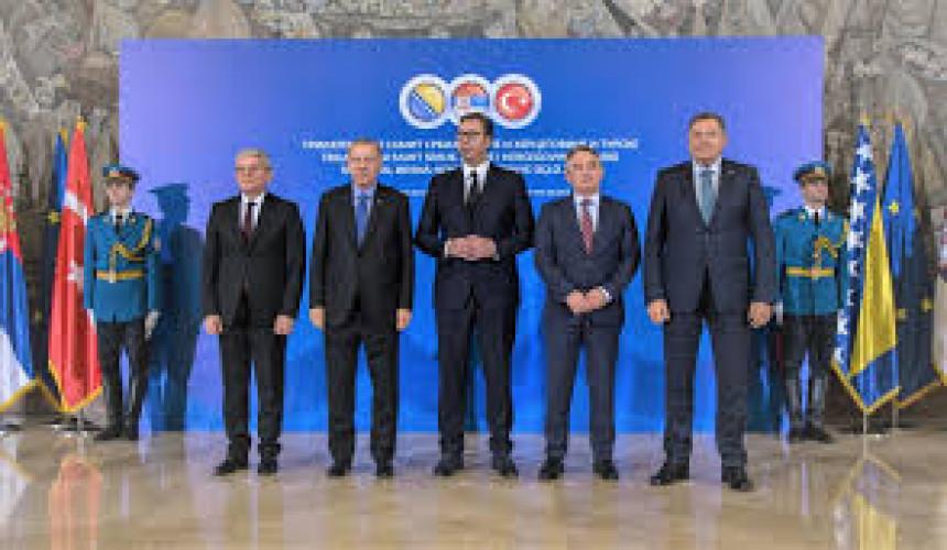 Erdogan tražio da popuste Dodiku za formiranje vlasti