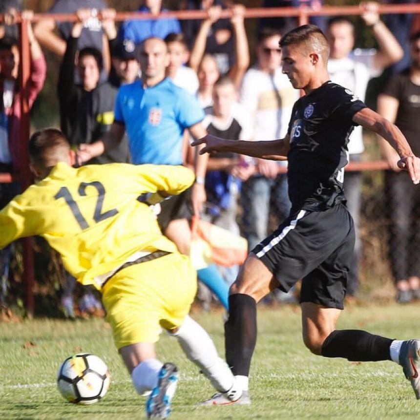 Bijeljinac debitovao za Partizan!