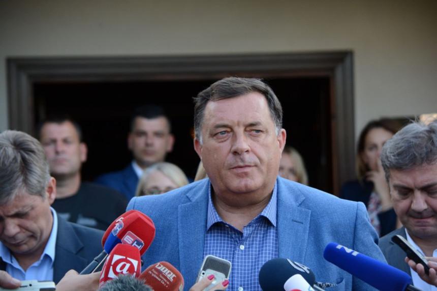 Dodik: Očekujemo više uvažavanja