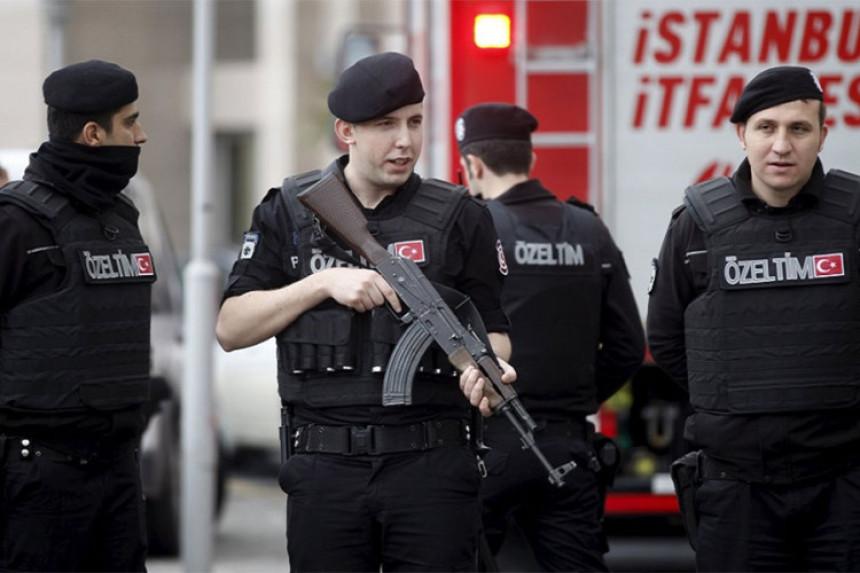 Ухапшена 101 особа због ИСИЛ-а