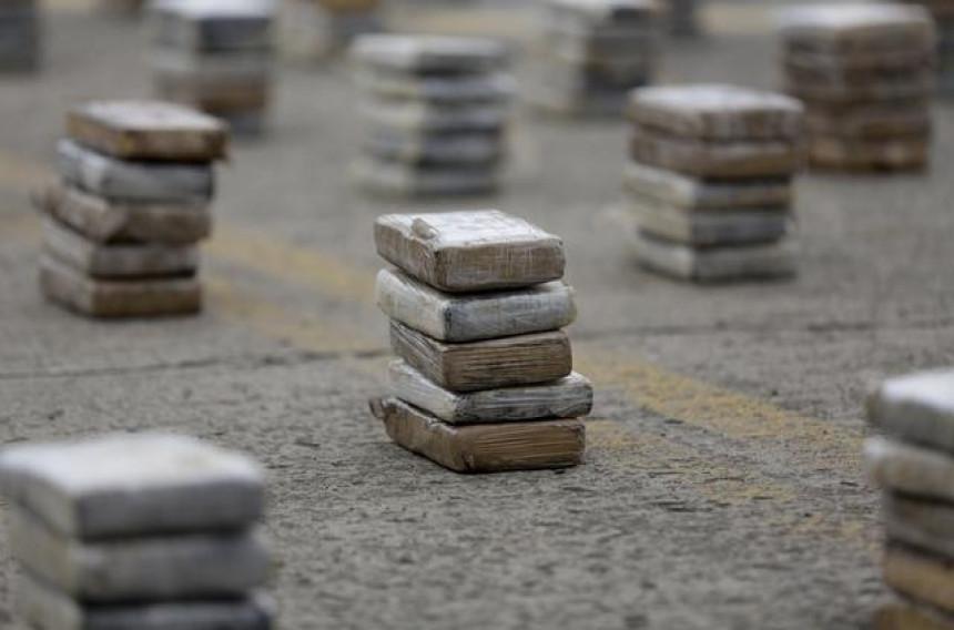 Zaplijenjeno 12 tona kokaina