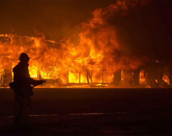 Požar ne jenjava u Kaliforniji