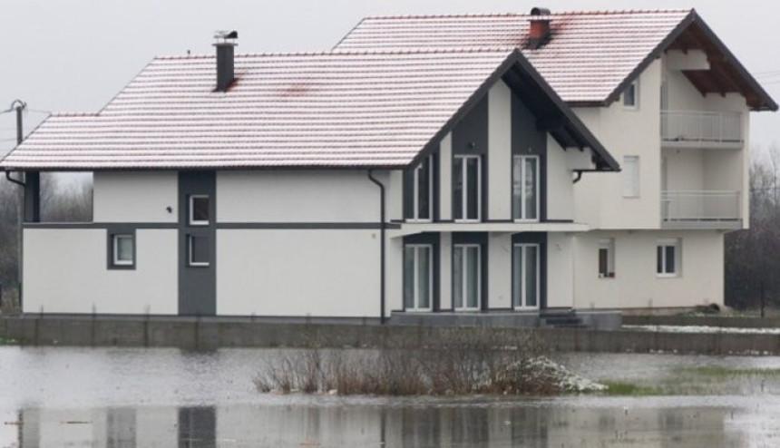 Kiša izazvala obilne probleme