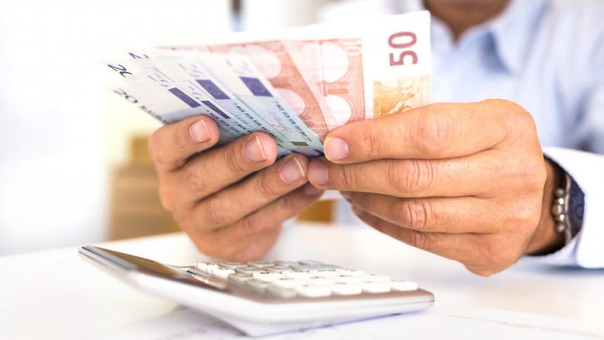 Kolike su plate u Evropi i kod nas