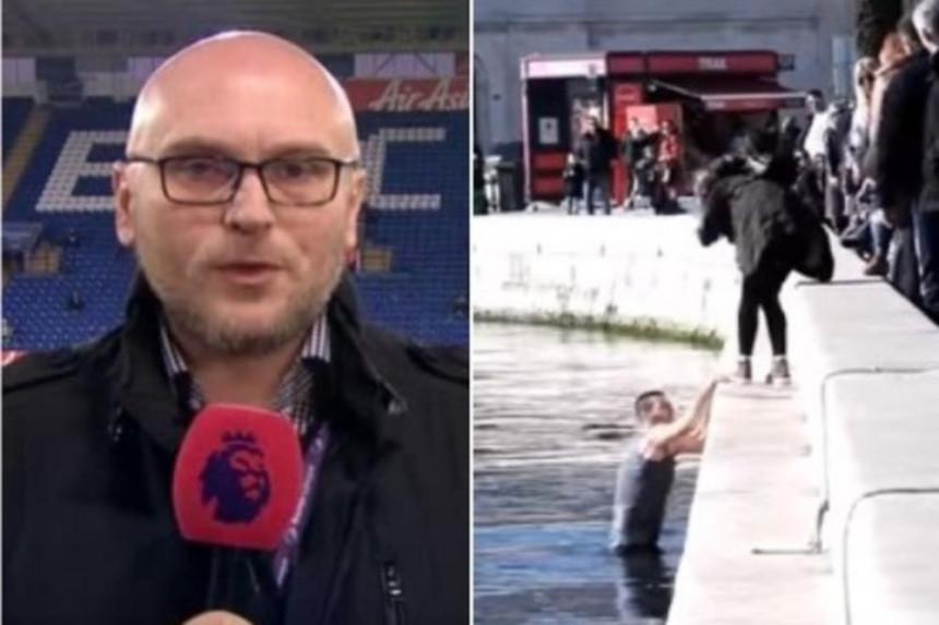 Novinar poručio: Zvezdaši, izvinite!