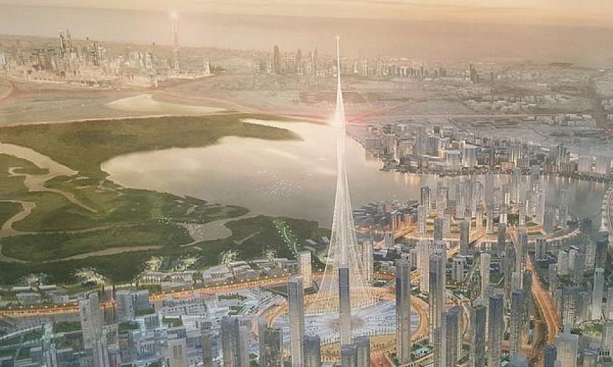 Dubai: Gradi se najviši oblakoder na svijetu