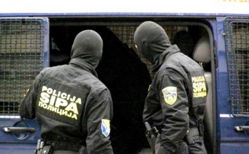 Uhapšeni predati tužilaštvu