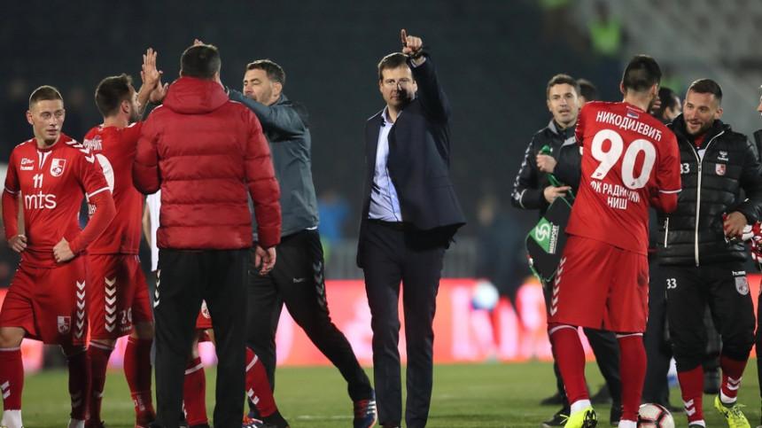 Lalatović: Nema para za koje bih u Partizan!