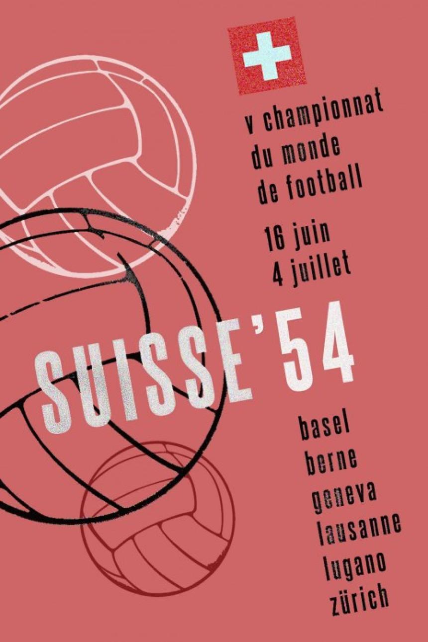 Priča: Mundijal 1954. godine - Švajcarska...