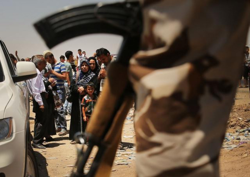 Uhvaćena petorica lidera ID u Iraku